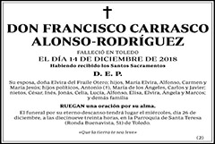 Francisco Carrasco Alonso-Rodríguez